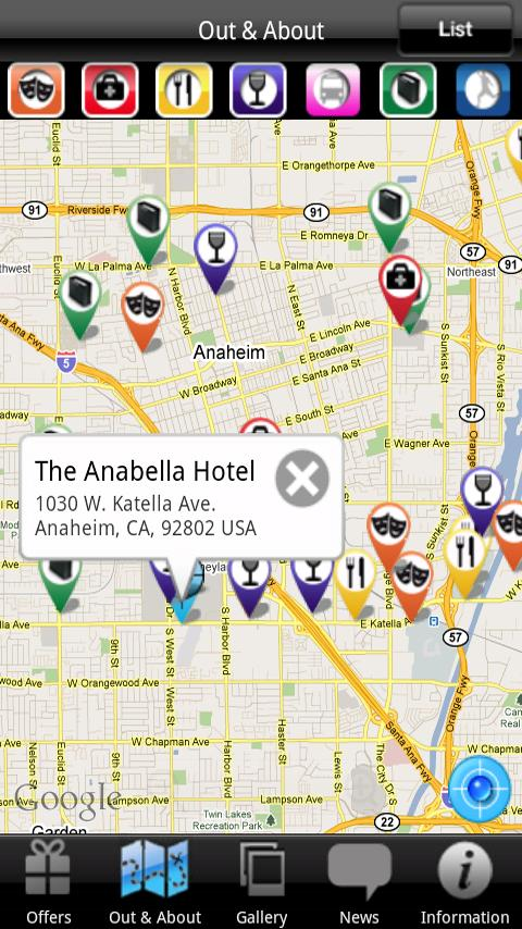 The Anabella Hotel Android Travel
