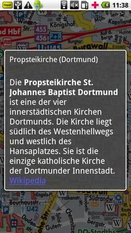 Dortmund Stadtplandienst Android Travel