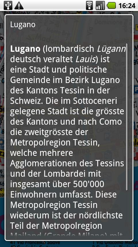 Ludwigshafen Stadtplandienst Android Travel & Local