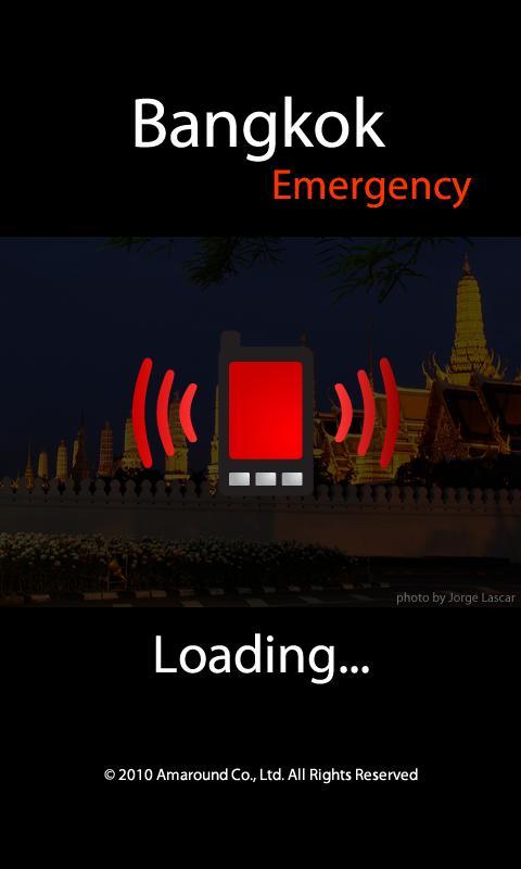 Bangkok Emergency Android Travel