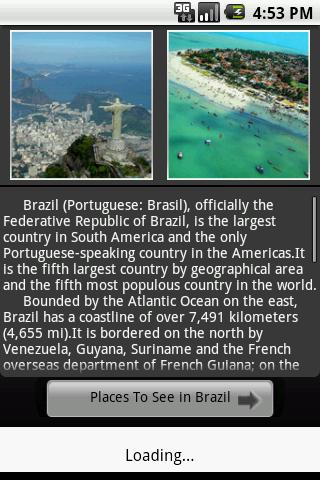 Guide to Brazil Android Travel & Local