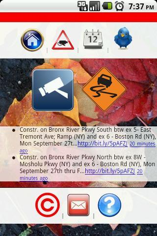 NYC Traffic Free Android Travel