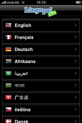 Lingopal Spanish Lite Android Travel