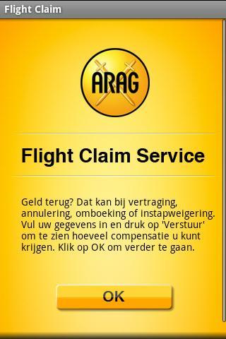 ARAG Flight Claim Service Android Travel