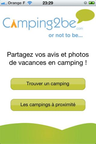 Camping2be Android Travel