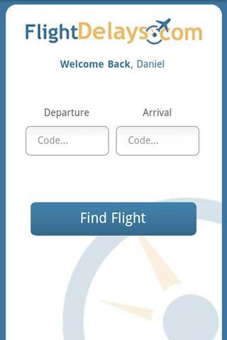 Flight Delays Android Travel
