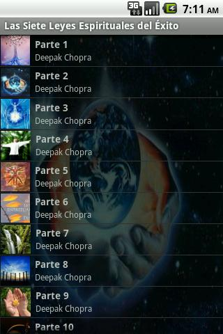 7 Leyes Espirituales del Éxito Android Reference