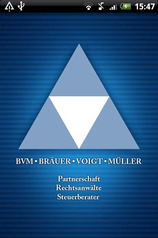 BVM Bräuer Voigt Müller Android Reference