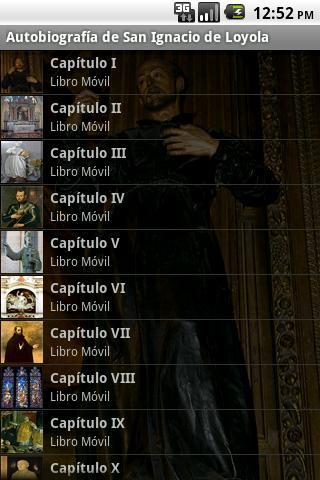 San Ignacio de Loyola Android Reference