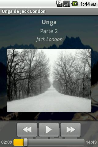 Unga de Jack London – Audio Android Reference