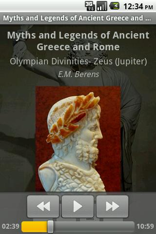 Legends Greece and Rome Part 1 Android Reference
