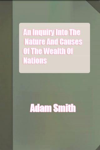 An Inquiry Into The Nature And Android Reference
