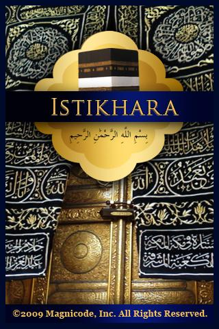 Istikhara Android Books & Reference