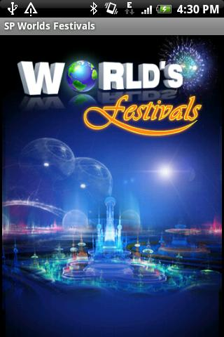 SP Worlds Festivals Android Reference