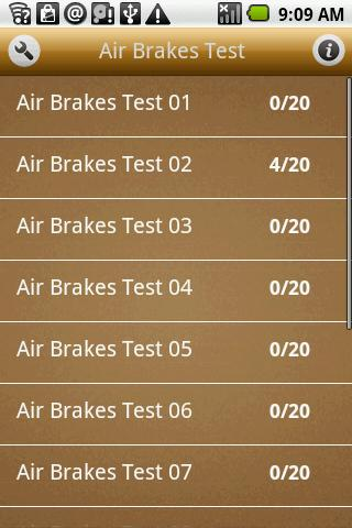 Air Brakes Test Android Books & Reference