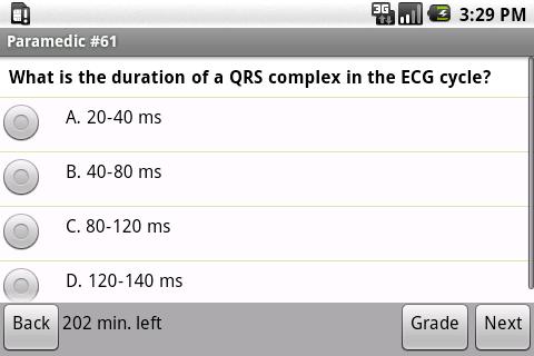 Emt exam prep | track your nremt test preparation | emtprep. Com.