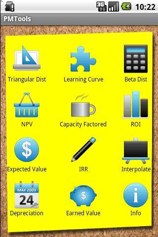 PMTools Android Productivity