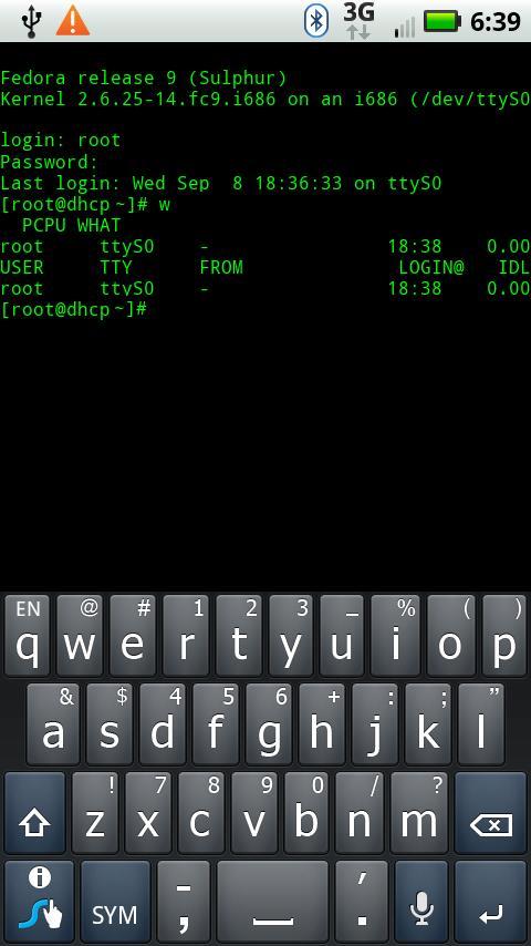 Terminal emulator скачать на андроид - 9e7