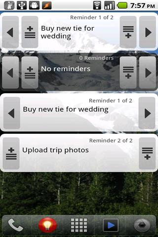 MyReminders Android Productivity