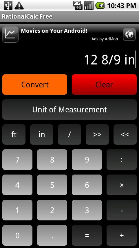 RationalCalc Free Android Productivity