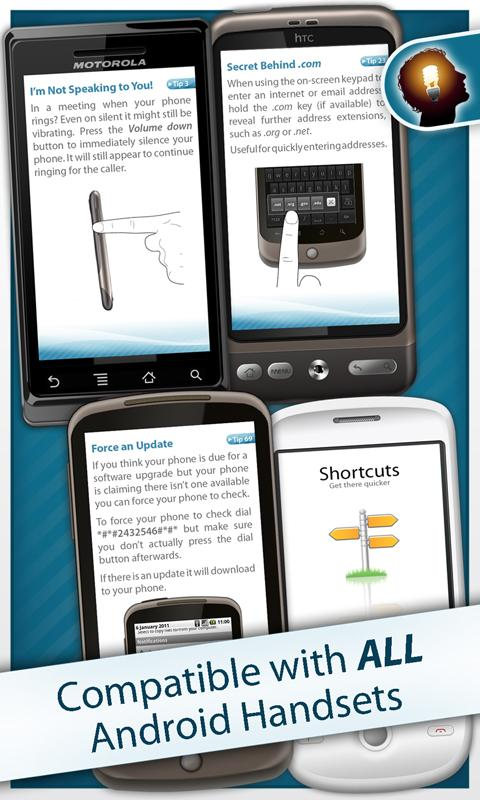 Android Secrets Lite Android Productivity