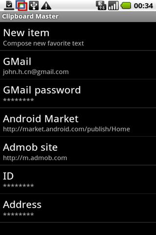 Smart Clipboard Android Productivity