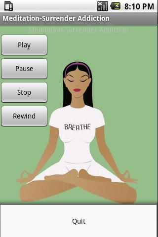Meditation-Surrender Addiction Android Health
