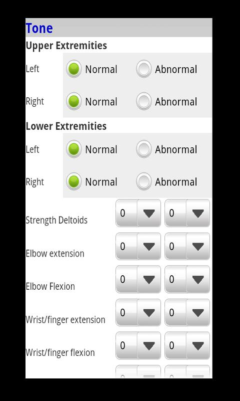 MS Consult Android Health