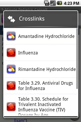 Pediatrics Central Dx+ID+Rx Android Medical