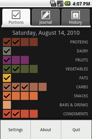 Nutrition90 Android Health