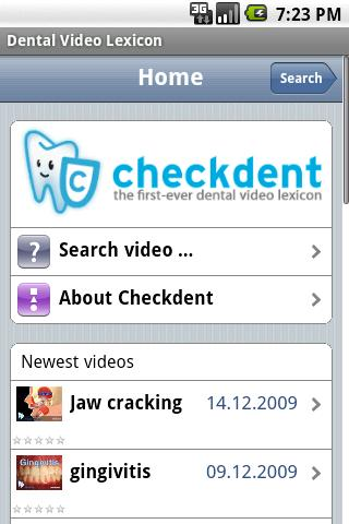 Dental Video Lexicon (Light) Android Health