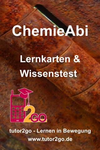 ChemieAbi Android Education