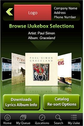 iJukeBox Android Multimedia