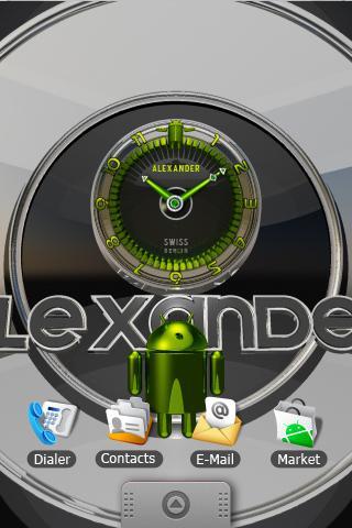 Alexander  Designer Android Multimedia