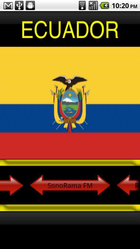 Ecuador Radio Android Multimedia