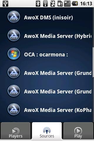 awox media server