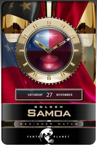 SAMOA GOLD Android Multimedia
