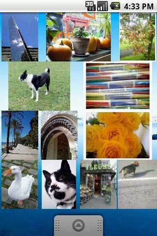 Photo Scrapbook Widget Android Multimedia