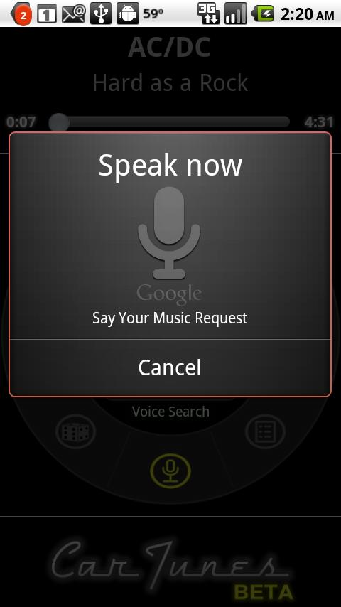 Car Tunes Beta (Paid/No Ads) Android Music & Audio