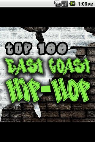 Top 100 East Coast Hip-Hop Android Multimedia