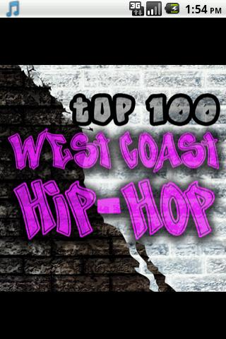 Top 100 West Coast Hip-Hop Android Multimedia