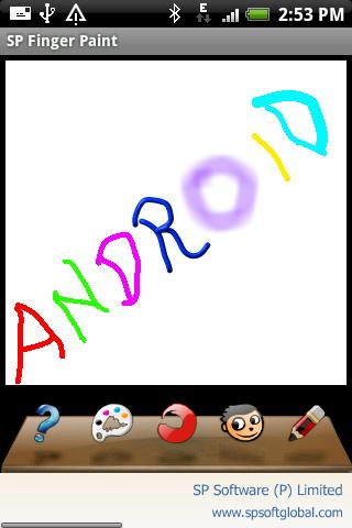 SP Finger Paint Android Multimedia