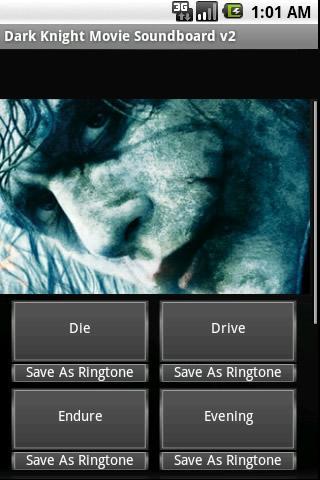 Batman DarkKnight Soundboard 2 Android Multimedia