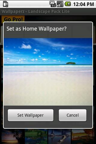 Landscape Wallpapers Lite Android Multimedia