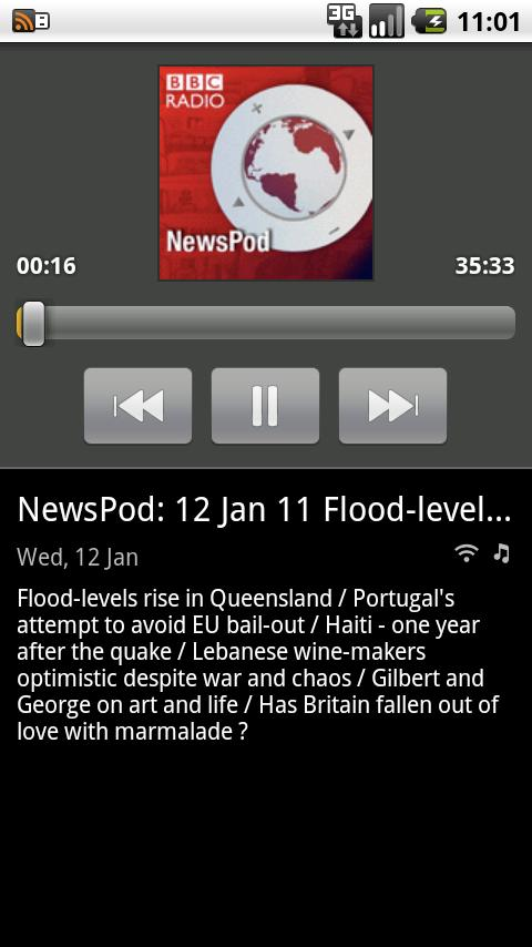 DriveCast Android Media & Video