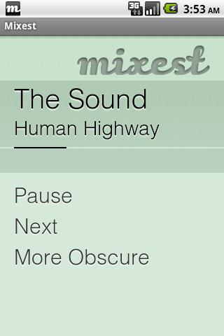 Mixest Radio Android Multimedia