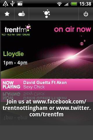 Trent FM Android Multimedia