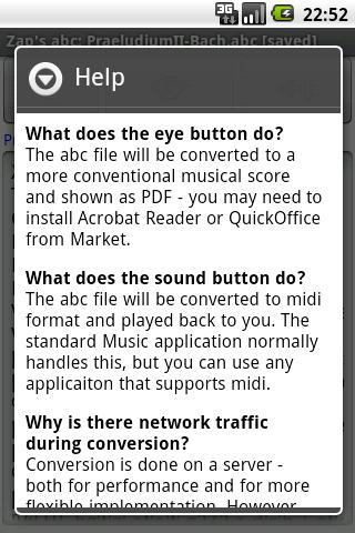 Zap's abc Android Multimedia