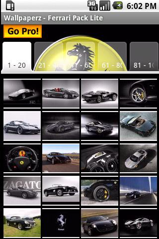 Ferrari Wallpapers Lite Android Multimedia