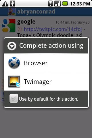 Twimager – Image Host Viewer Android Multimedia